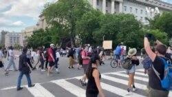 Protesti u Washingtonu