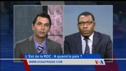 Washington Forum du 18 août 2016 : à quand la paix dans l'Est de la RDC ?