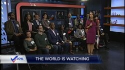 VOA's Post-Debate Diaspora Panel