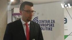 VIDEO: Srđan Majstorović o evropskim integracijama