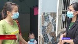 Quận Bình Tân: Dân đấu tranh đòi cứu trợ, chính quyền nhận sai