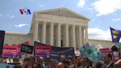 Reaksi terhadap Putusan Mahkamah Agung AS Kukuhkan 'Travel Ban'