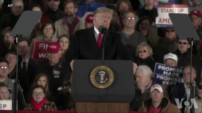 特朗普的新挑战:更加有力的民主党
