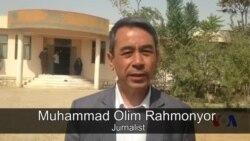 Afg'onistonlik jurnalist giyohvandlikka berilgan shoirni kasalxonaga joyladi