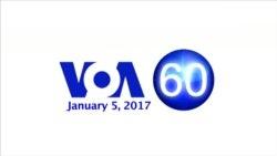 VOA 60 5 Ocak