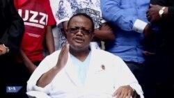 Mbunge wa Singida Mashariki, Tundu Lissu ameongea na waandishi wa habari mjini Nairobi kuhusu kushambuliwa kwake na risasi.