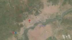 Kubohora Ingwate mw' Ihoteli i Bamako muri Mali