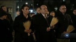 Жертв Голодомору вшанували у Вашингтоні. Відео
