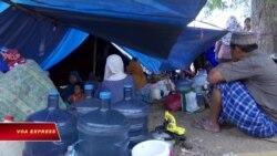 Động đất Indonesia: Tử vong tăng, dư chấn tiếp diễn