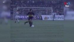 តារាបាល់ទាត់អាហ្សង់ទីនលោក Diego Maradona ស្លាប់នៅអាយុ៦០ឆ្នាំ
