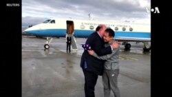 VOA英语视频: 美国希望与伊朗交换囚犯会导致更多讨论