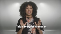 Everyday Grammar: Be About To