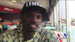 """""""O meu sonho para Angola é nós termos a vontade de resolver os problemas"""""""
