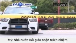 IS nhận trách nhiệm vụ xả súng ở Orlando (VOA60)