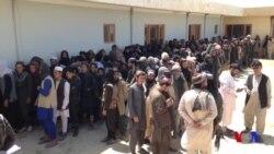Afg'onistonda taslim bo'lgan IShID jangarilari
