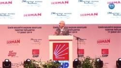 CHP İzmir Belediye Başkan Adaylarını Tanıttı