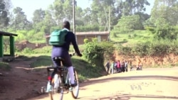 Power of the Pedal Helps Girls in Western Kenya