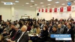 Mersin Suriyeli Sığınmacıları Konuştu