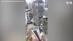 Alarms Ring Across City as Magnitude 6.0 Earthquake Strikes