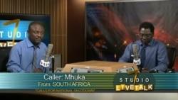 Live Talk - Uzulu Uxoxa Ngokutshengisela Ezitaladini eZimbabwe