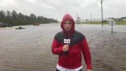 Carolina del Norte: Inundaciones en Jacksonville