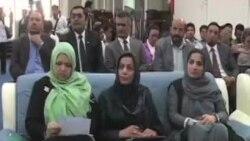 تطبیق پروژه مشارکت زنان آغاز شد
