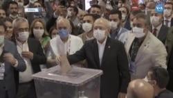 Gözler CHP Parti Meclisi Seçiminde