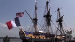 'Freedom Frigate' Replica Tours US Ports