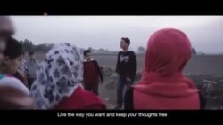 Mladi reperi iz Sirije - podsjetnici da izbjeglu djecu treba vratiti u učionice