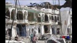 武裝分子襲擊索馬里首都 至少10人喪生