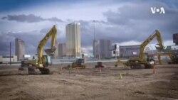 童心未泯:拉斯维加斯的挖沙之乐
