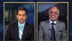 صحبت با قاسمیار درمورد مذاکرات با طالبان