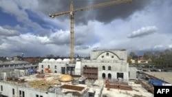 فرانس کے شہر اسٹراسبرگ میں زیرِ تعمیر ایوب سلطان مسجد