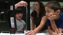 孩子们寓教于乐的科学实验室