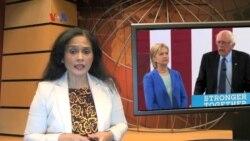 Tantangan Hillary Clinton Jelang Konvensi