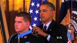 Obama: Afghan War Vet Embodies 9-11 Generation