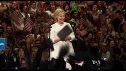 ہلری کلنٹن امریکہ کی 'پہلی خاتون صدارتی اُمیدوار'