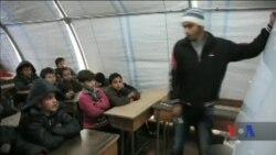 Які наслідки конфлікт у Сирії матиме для наступного покоління сирійців? Відео