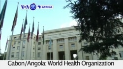 VOA60 Africa - Yellow fever outbreaks in Congo and Angola under control