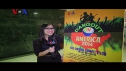 Lomba 'Dangdut in America'