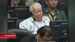 Campuchia: Y án chung thân đối với 2 thủ lãnh Khmer Đỏ