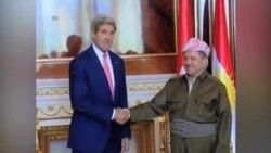 باراک اوباما و اعزام مشاوران نظامی به عراق
