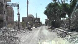 Militants Counterattack as Airstrikes Pound Raqqa