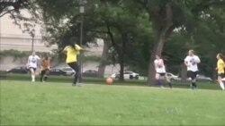 Demam Bola di Amerika (3)