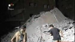 敘利亞城市阿勒頗汽車炸彈爆炸至少17人死亡