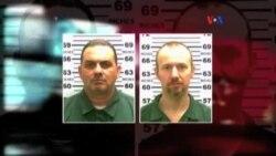 Autoridades cierran cerco sobre prófugos de cárcel de Nueva York