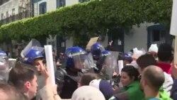 Les étudiants Algériens manifestent malgré le ramadan