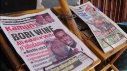 """Uganda, músico-deputado """"ameaça"""" Museveni"""
