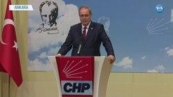 CHP: 'YSK'dan Veri Akışı Yarım Saattir Durdu'