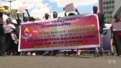 Zimbabwe Teachers Demand US Dollar Salary